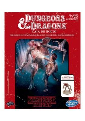DUNGEON DRAGONS STRANGER THINGS